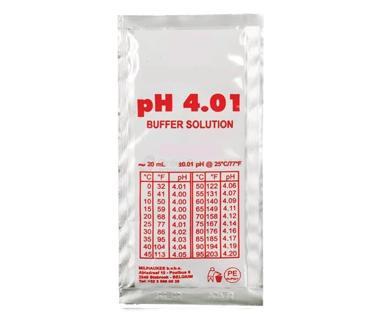 Kalibráló folyadék pH mérő műszerhez, pH 4,01 20ml